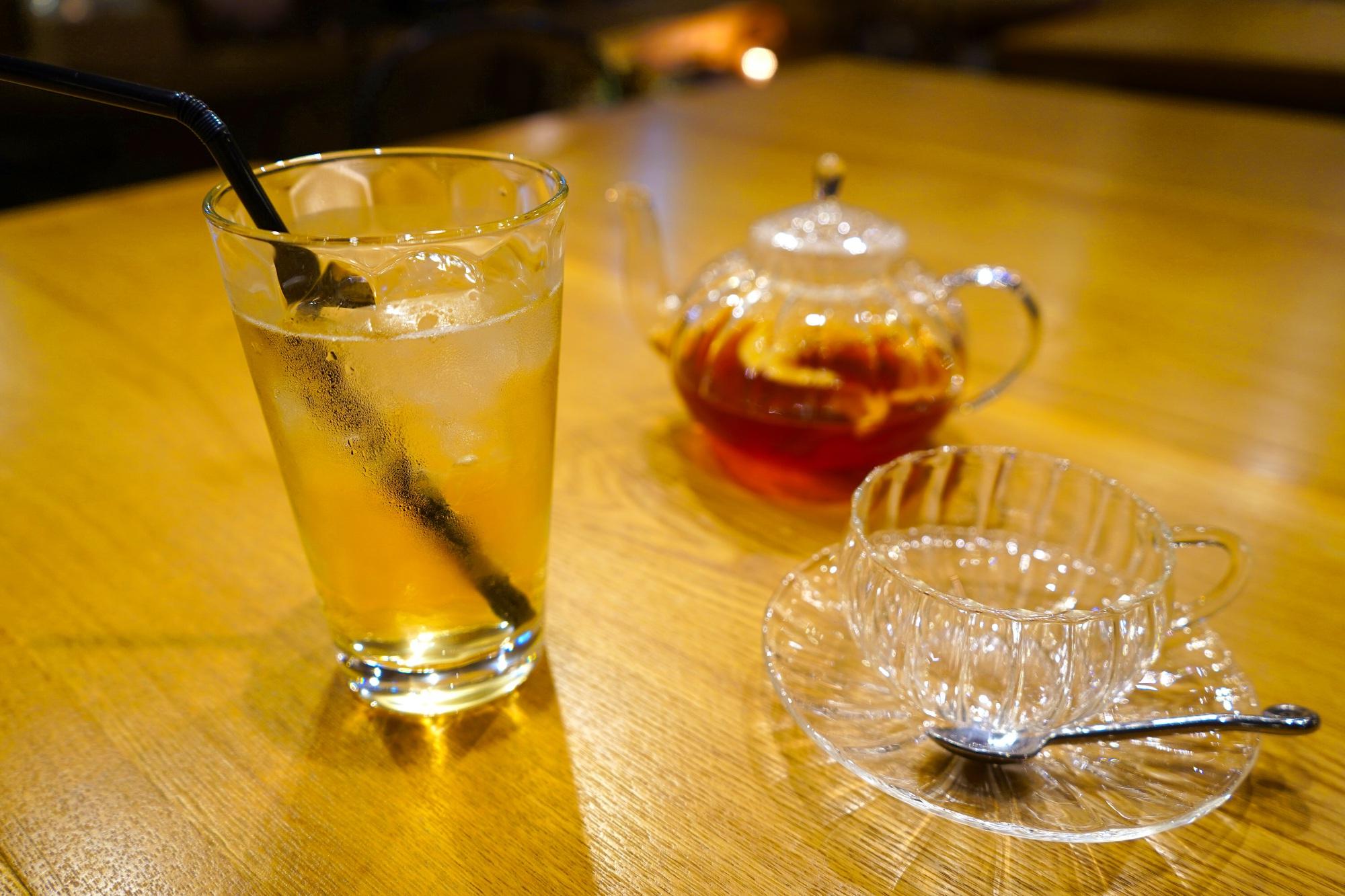 ママ友会や女子会に!みよしのランチは南欧風のおしゃれ喫茶『カーデンカフェ』で - DSC02629