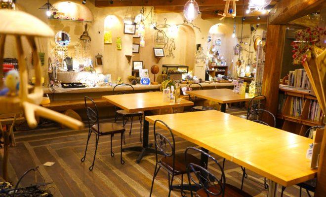 ママ友会や女子会に!みよしのランチは南欧風のおしゃれ喫茶『カーデンカフェ』で - DSC02657 660x400
