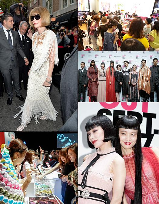 名古屋初!国内最大級のファッションの祭典「VOGUE FASHION'S NIGHT OUT」が松坂屋で開催! - fig about