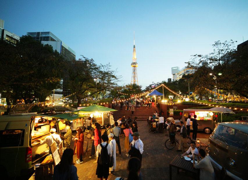 今年で最後!?栄・テレビ塔の大人気イベント「ソーシャルタワーマーケット」は10月13・14日に開催! - img 03 853x620
