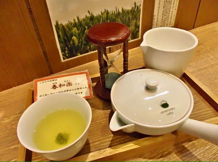 お茶づくしのスイーツがたまらない!『深緑茶房 茶カフェ』でほっと一息 - 13255996 911444602297539 3969154230386821425 n
