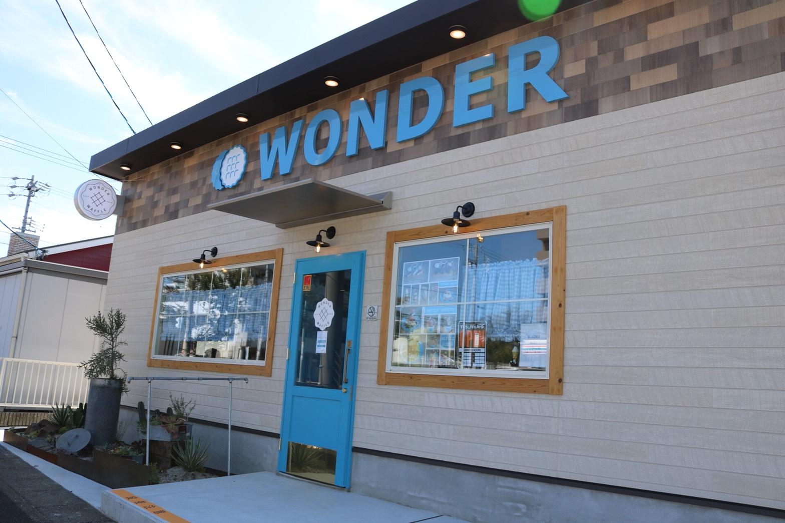 ケーキ屋さんが手掛ける焼きたてワッフルとスイーツのお店「Cafe WONDER」 - S  12189704
