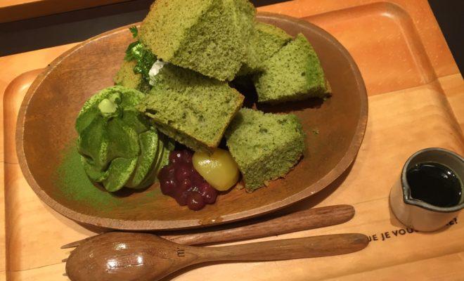 お茶づくしのスイーツがたまらない!『深緑茶房 茶カフェ』でほっと一息 - S  13688834 660x400