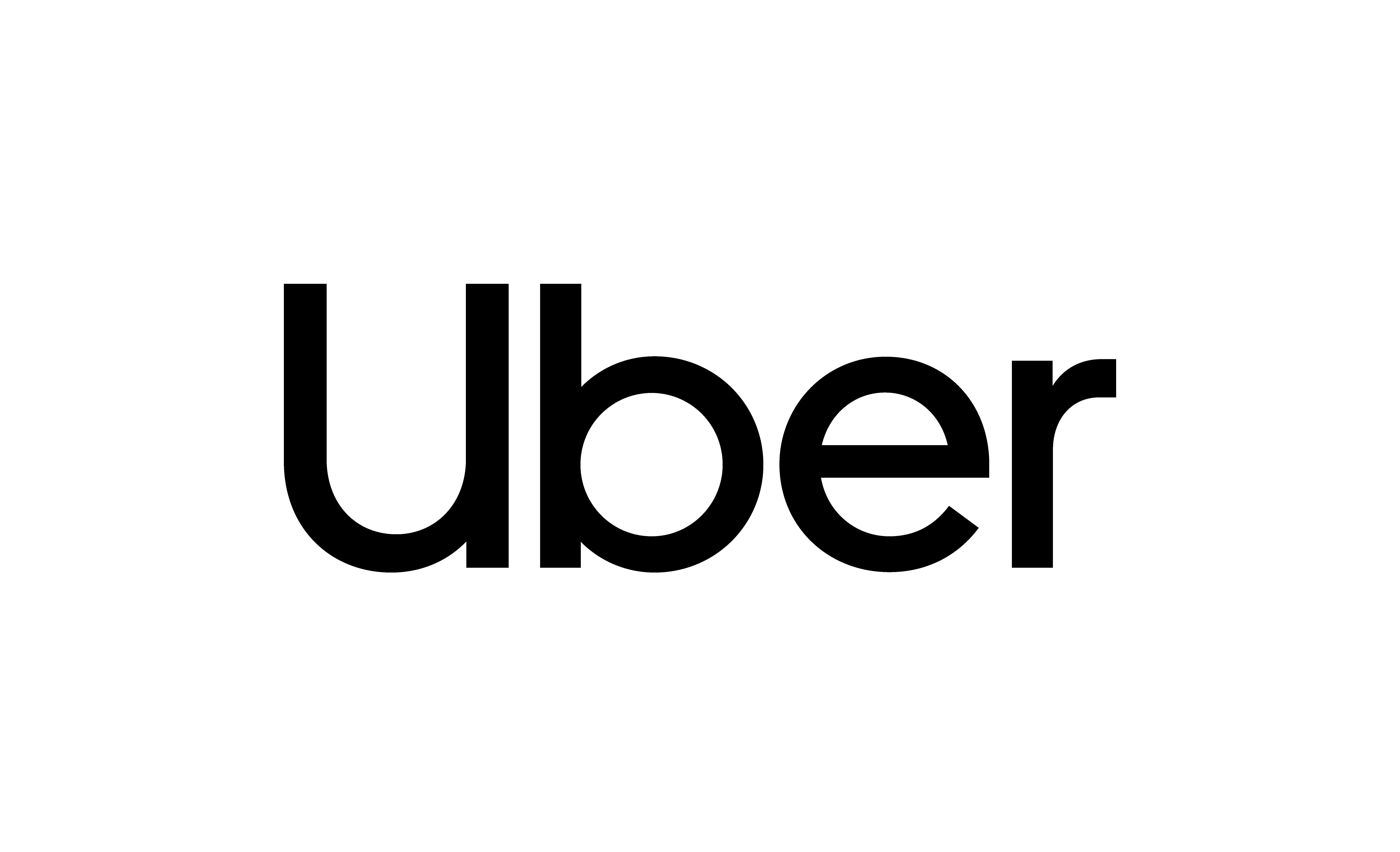 米国発「Uber」が名古屋でも使える!スマホアプリで、タクシーの配車から決済まで - Uber Logo Black