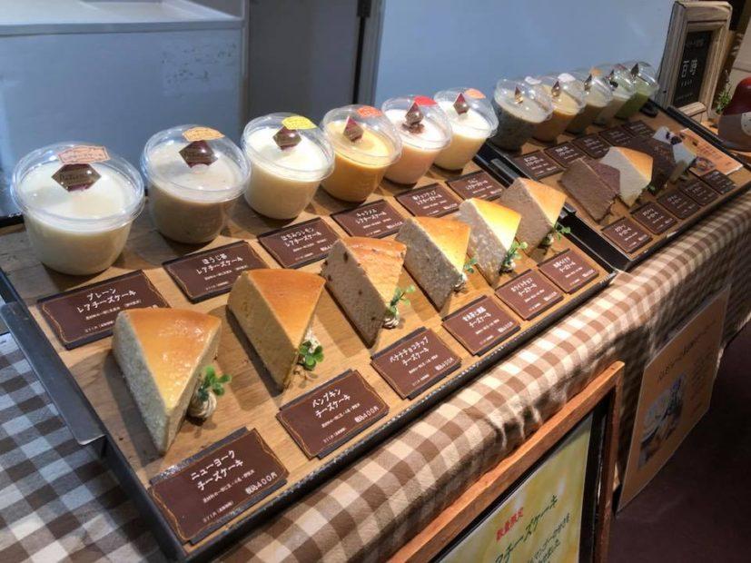 チーズケーキ好き必見!約25種類の濃厚チーズケーキが揃う古民家カフェ