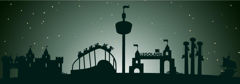 レゴの巨大パンプキンが登場!イベントたくさんのレゴランドハロウィンへ出かけよう - halloween night pic2
