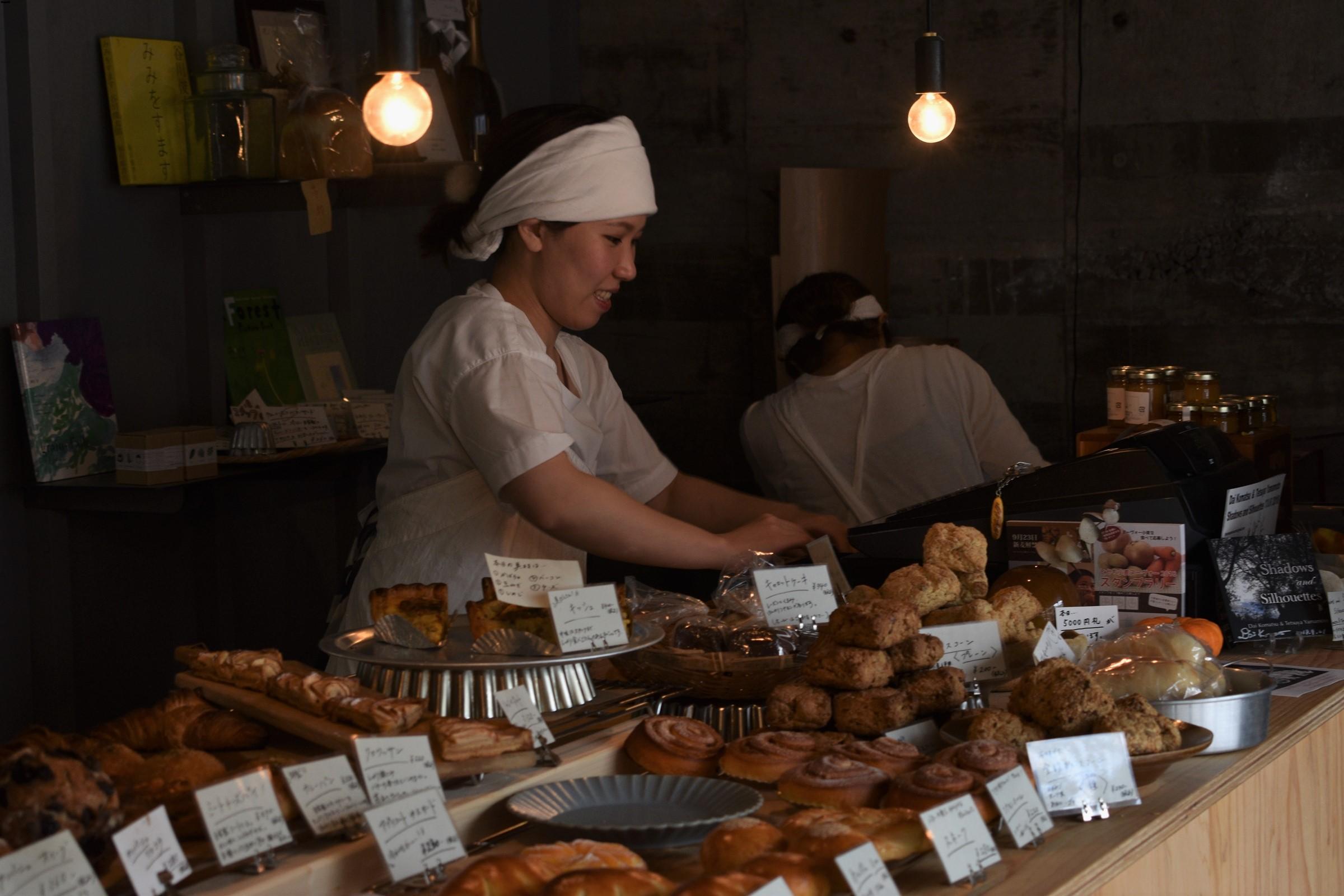 この秋、買いに行きたくなるパン屋さん「トレマタン ブーランジェリー」 - r DSC 1089