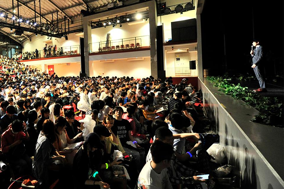 夜の遊園地から脱獄! 三重県「ナガシマスパーランド」で、1000人規模の脱出ゲーム開催 - slide img 10