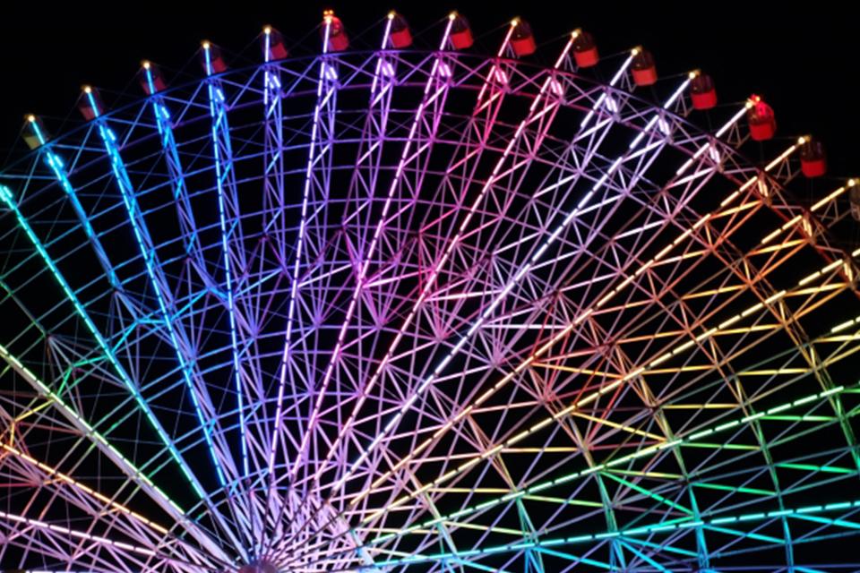 夜の遊園地から脱獄! 三重県「ナガシマスパーランド」で、1000人規模の脱出ゲーム開催 - slide img 13