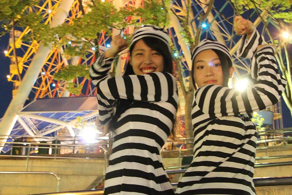 夜の遊園地から脱獄! 三重県「ナガシマスパーランド」で、1000人規模の脱出ゲーム開催 - slide img 14