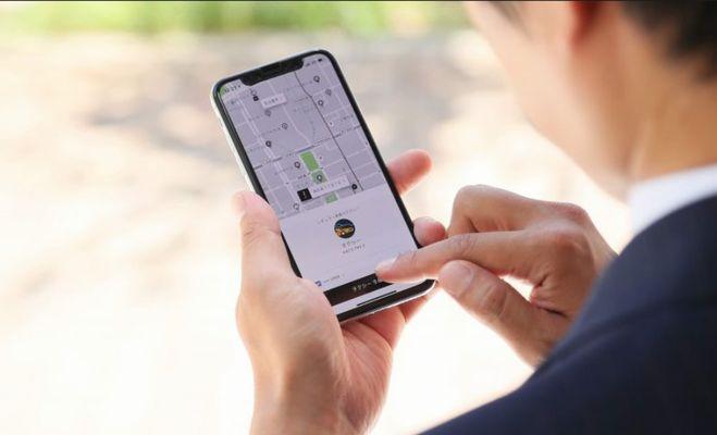 米国発「Uber」が名古屋でも使える!スマホアプリで、タクシーの配車から決済まで