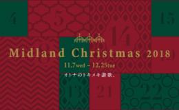 クリスマスシーズン到来!名古屋駅で『ミッドランドクリスマス2018』が開催中 - 14b8dc2d34e828467a306e13189b5b7c 260x160
