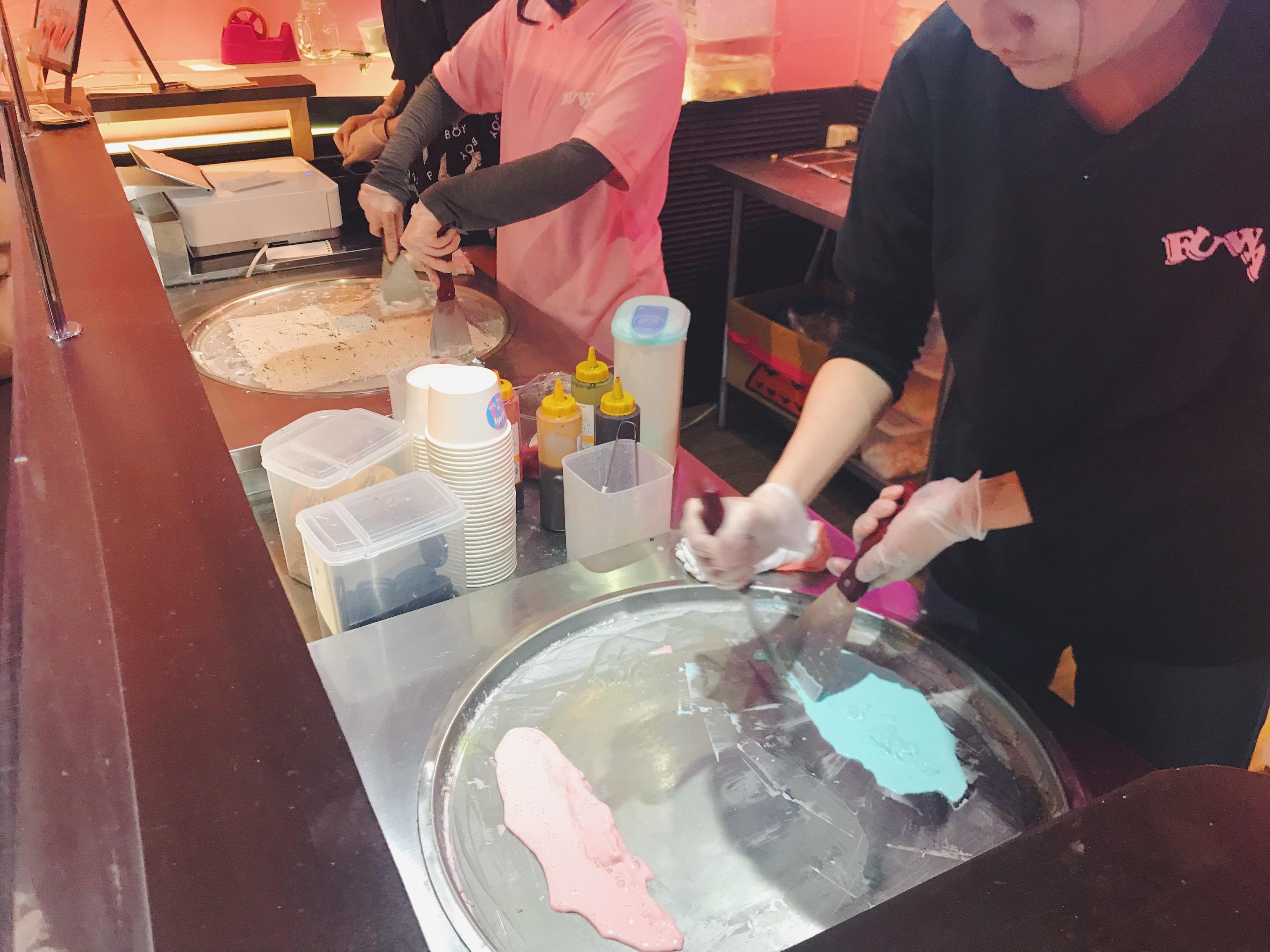 大須のロールアイスクリームは『FUWA CANDY STORE』で決まり! - 3A4A3EAF 1472 42FF 9B37 29F5D793D327 1