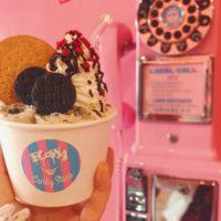 【閉店】大須のロールアイスクリームは『FUWA CANDY STORE』で決まり!