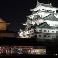 12月16日(日)まで、「名古屋城×NAKED」魅惑の夜景イベントを満喫してきた