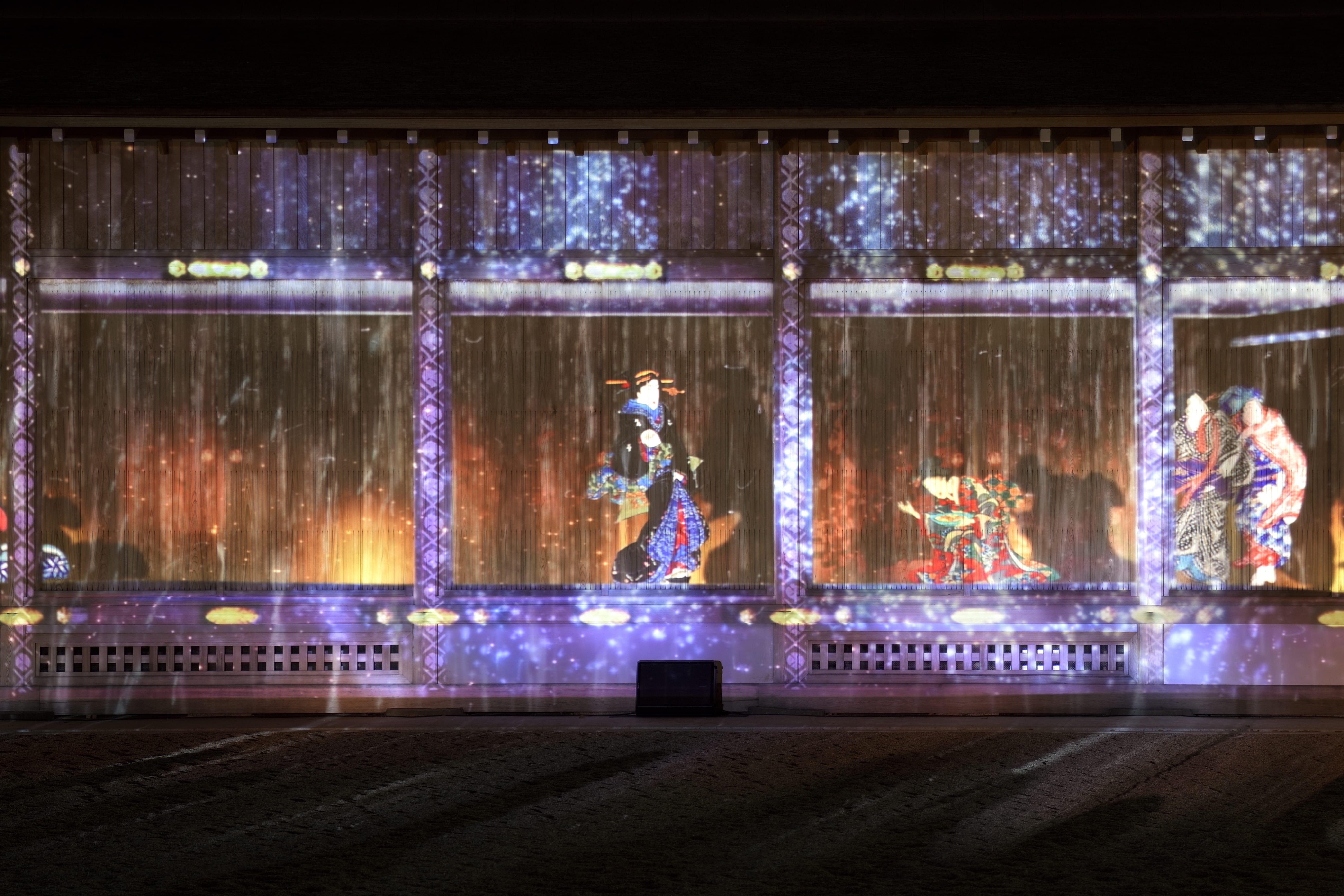12月16日(日)まで、「名古屋城×NAKED」魅惑の夜景イベントを満喫してきた - DSC2421 min