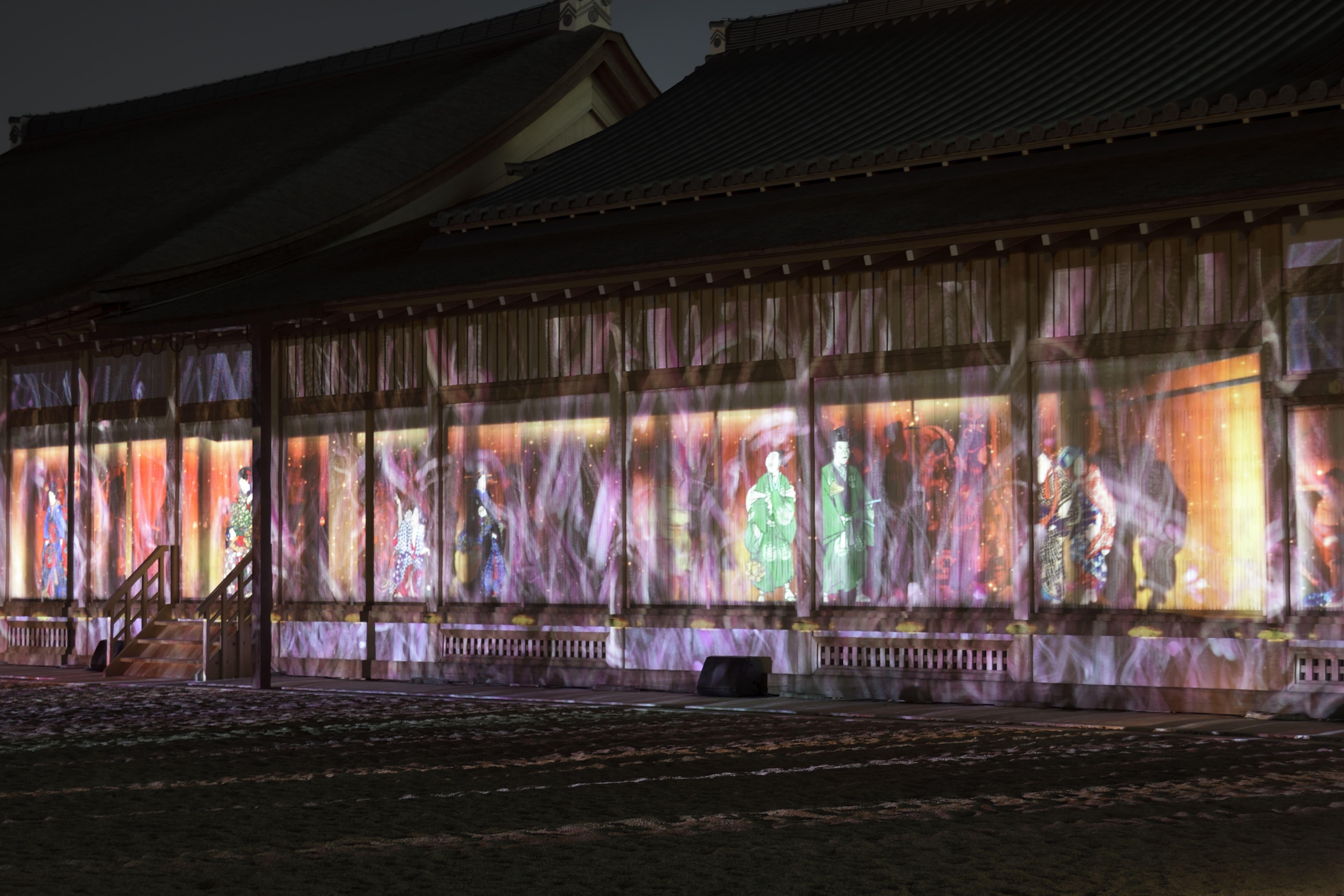 12月16日(日)まで、「名古屋城×NAKED」魅惑の夜景イベントを満喫してきた - DSC2433 min