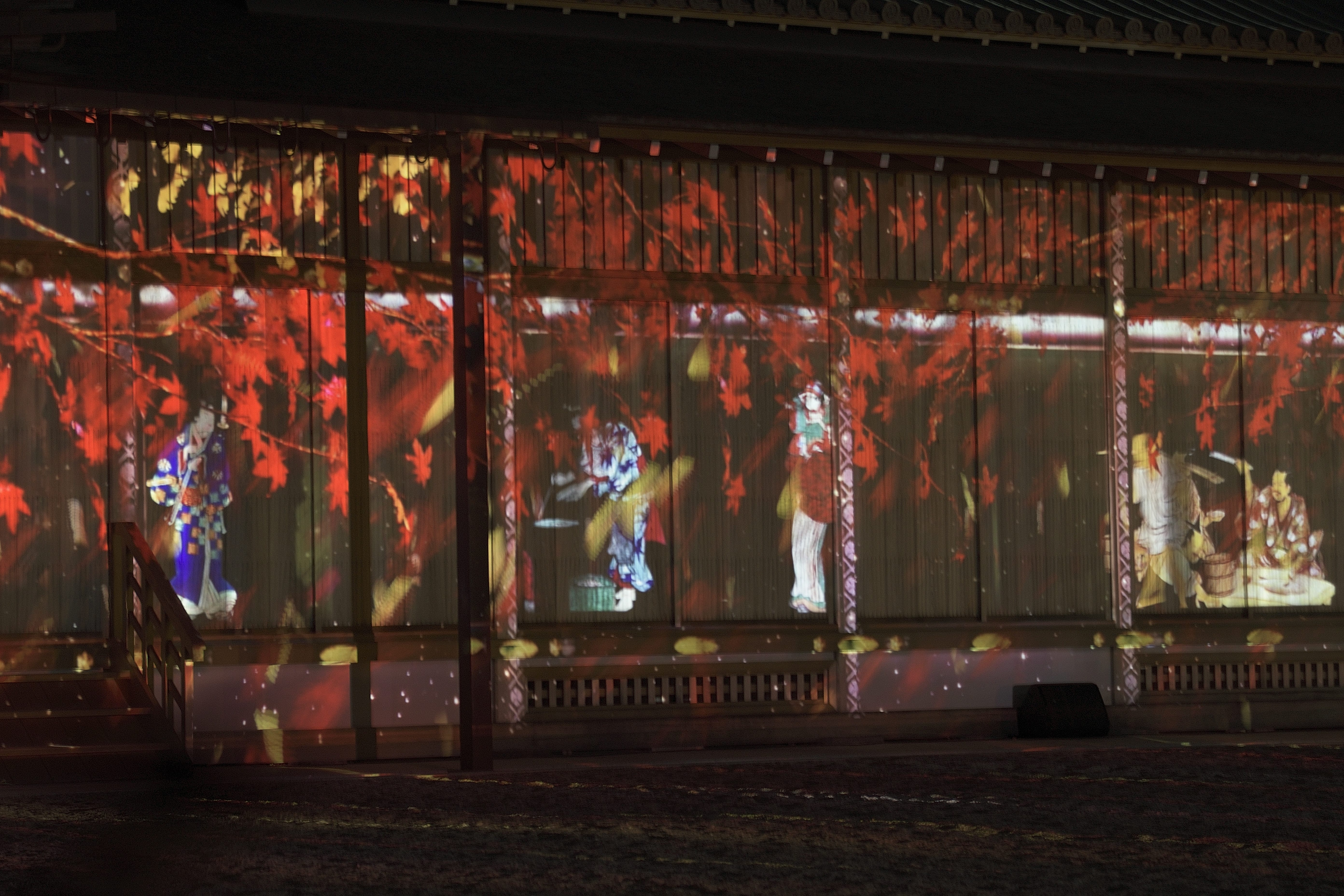 12月16日(日)まで、「名古屋城×NAKED」魅惑の夜景イベントを満喫してきた - DSC2475 min