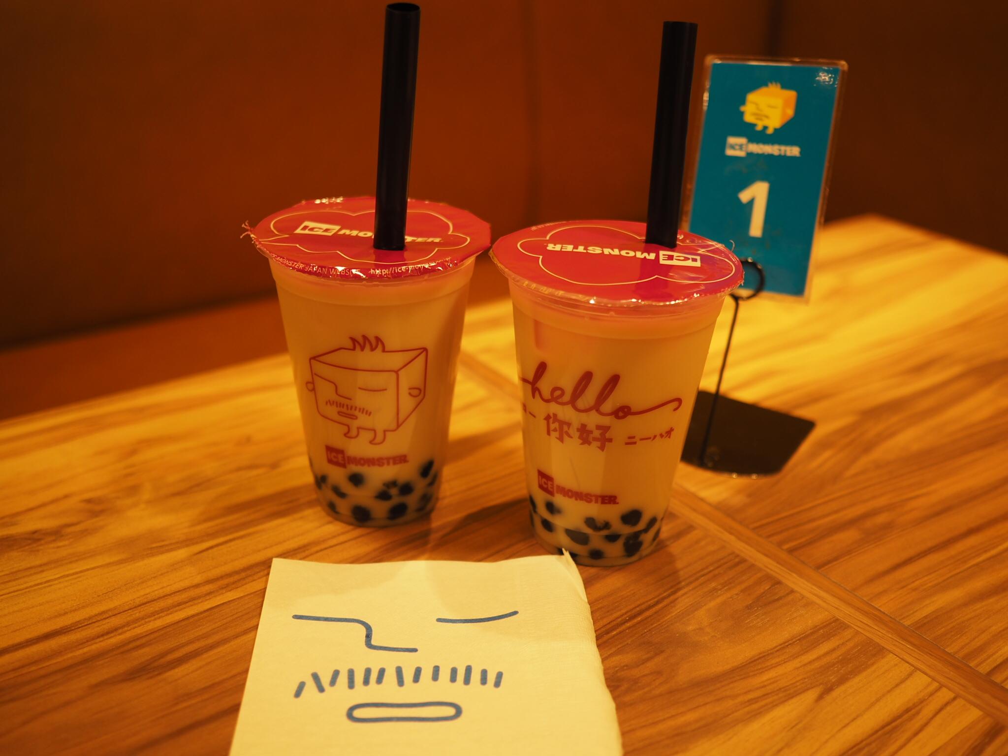 もちもち食感が人気!名古屋のタピオカドリンクのお店20選 - ICE MONSTER tapioca