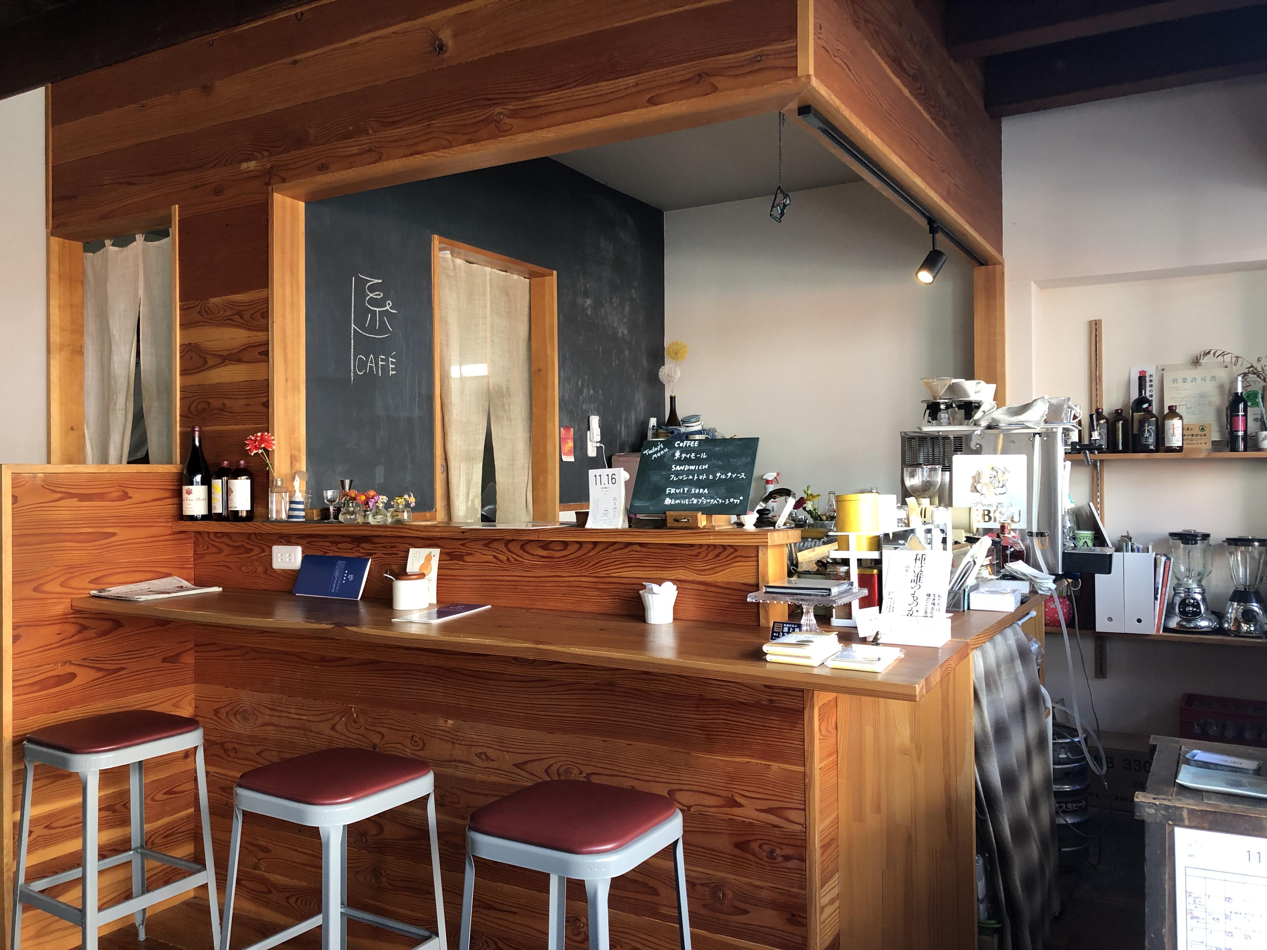 地元の美味しいがたくさん!郡上八幡のおしゃれカフェ『糸CAFE(イトカフェ)』 - IMG 2469