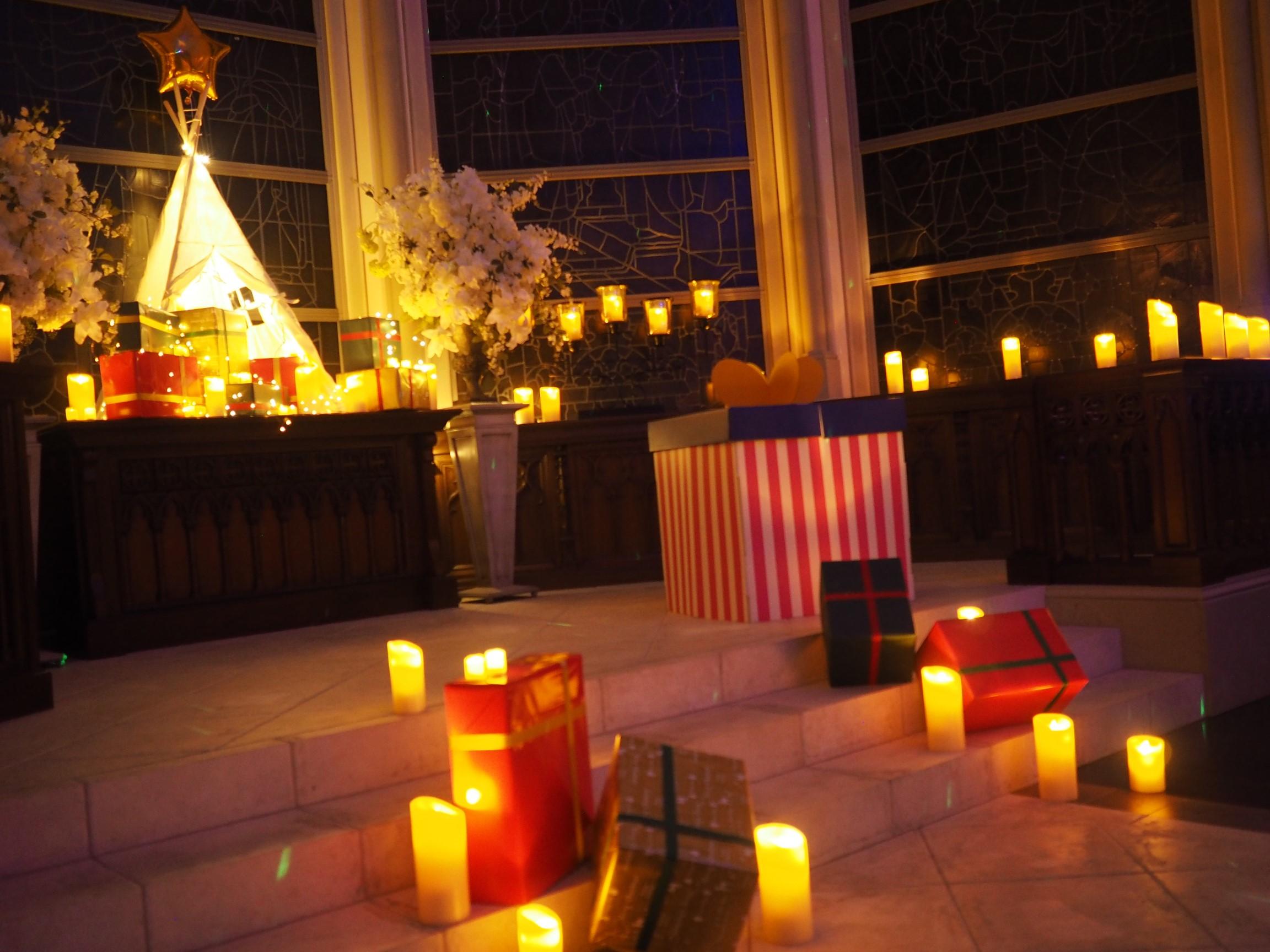 名古屋カップル必見!ストリングスホテル名古屋で平成最後のクリスマスディナーを - PA230469