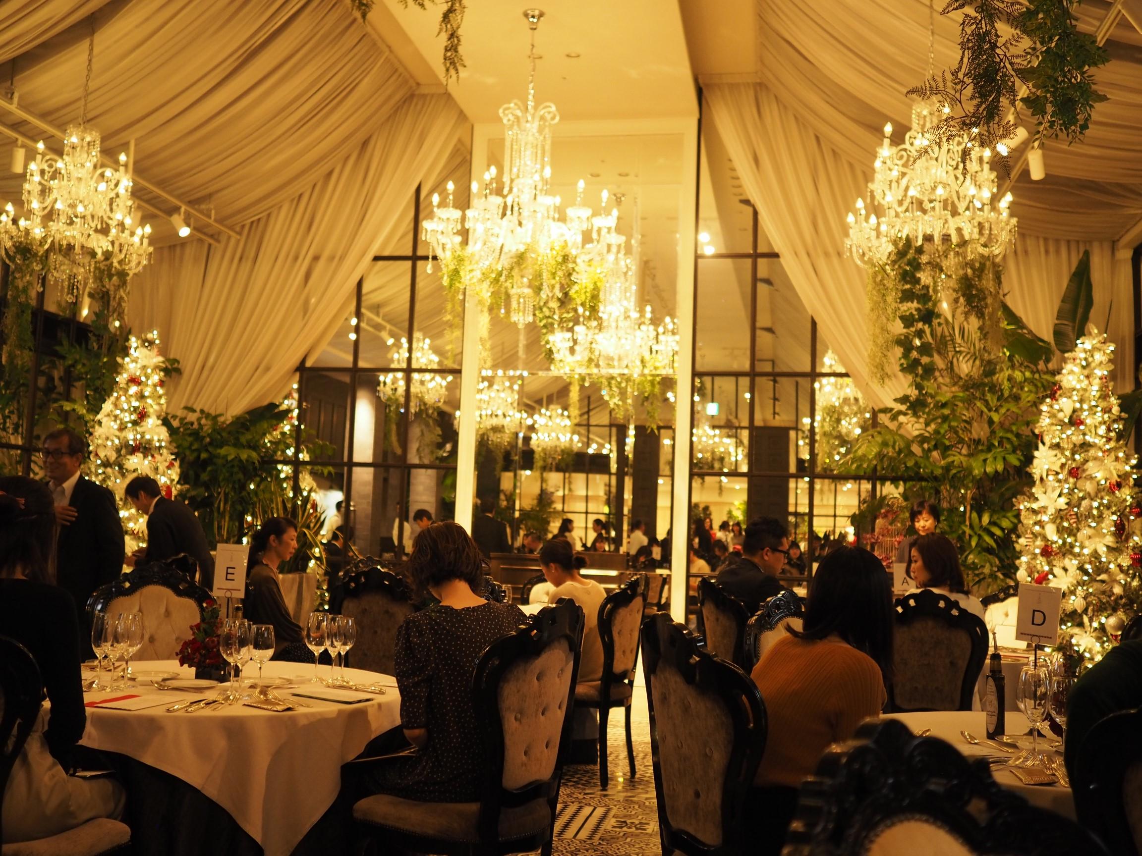名古屋カップル必見!ストリングスホテル名古屋で平成最後のクリスマスディナーを - PA230496