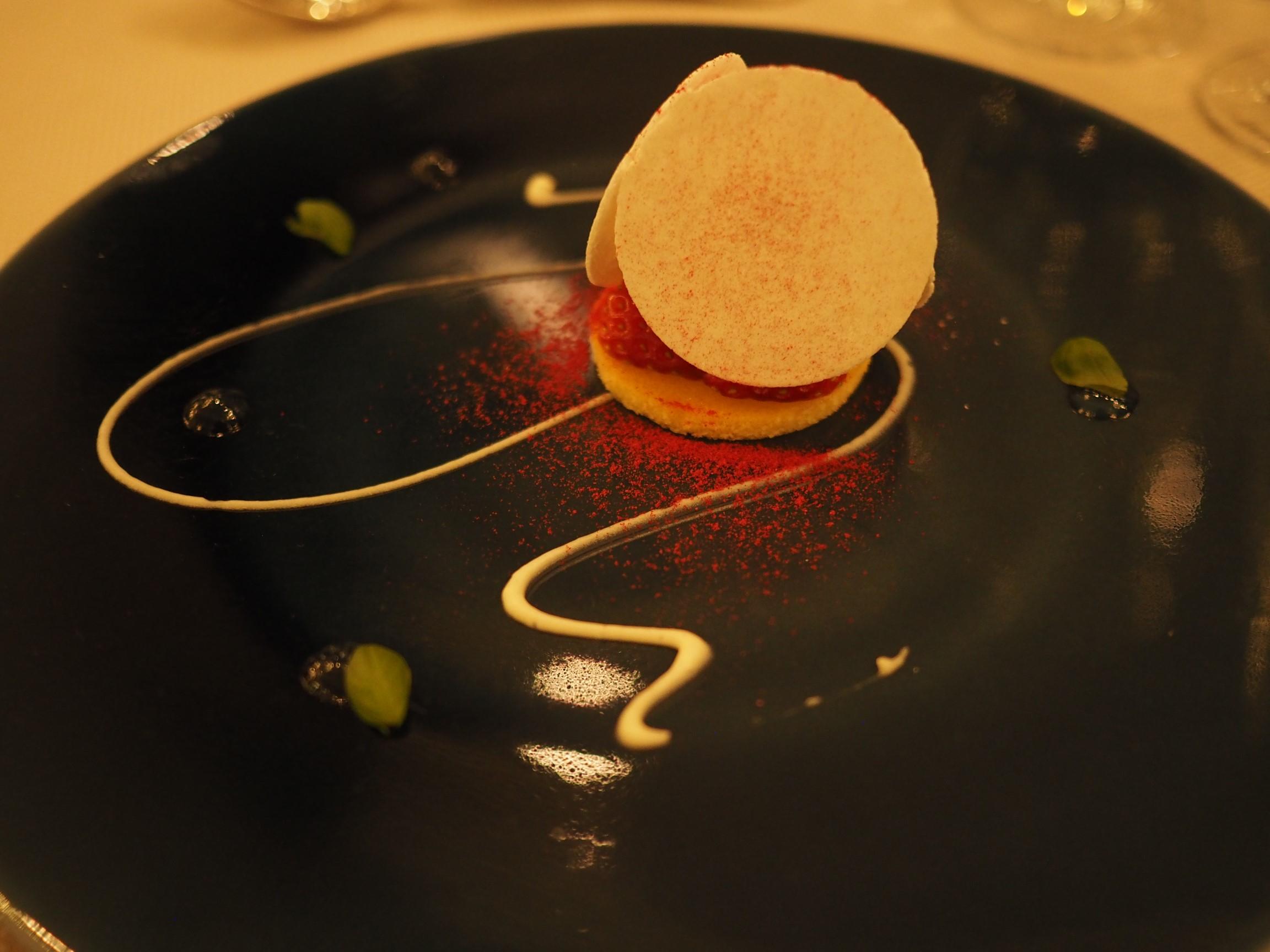 名古屋カップル必見!ストリングスホテル名古屋で平成最後のクリスマスディナーを - PA230513