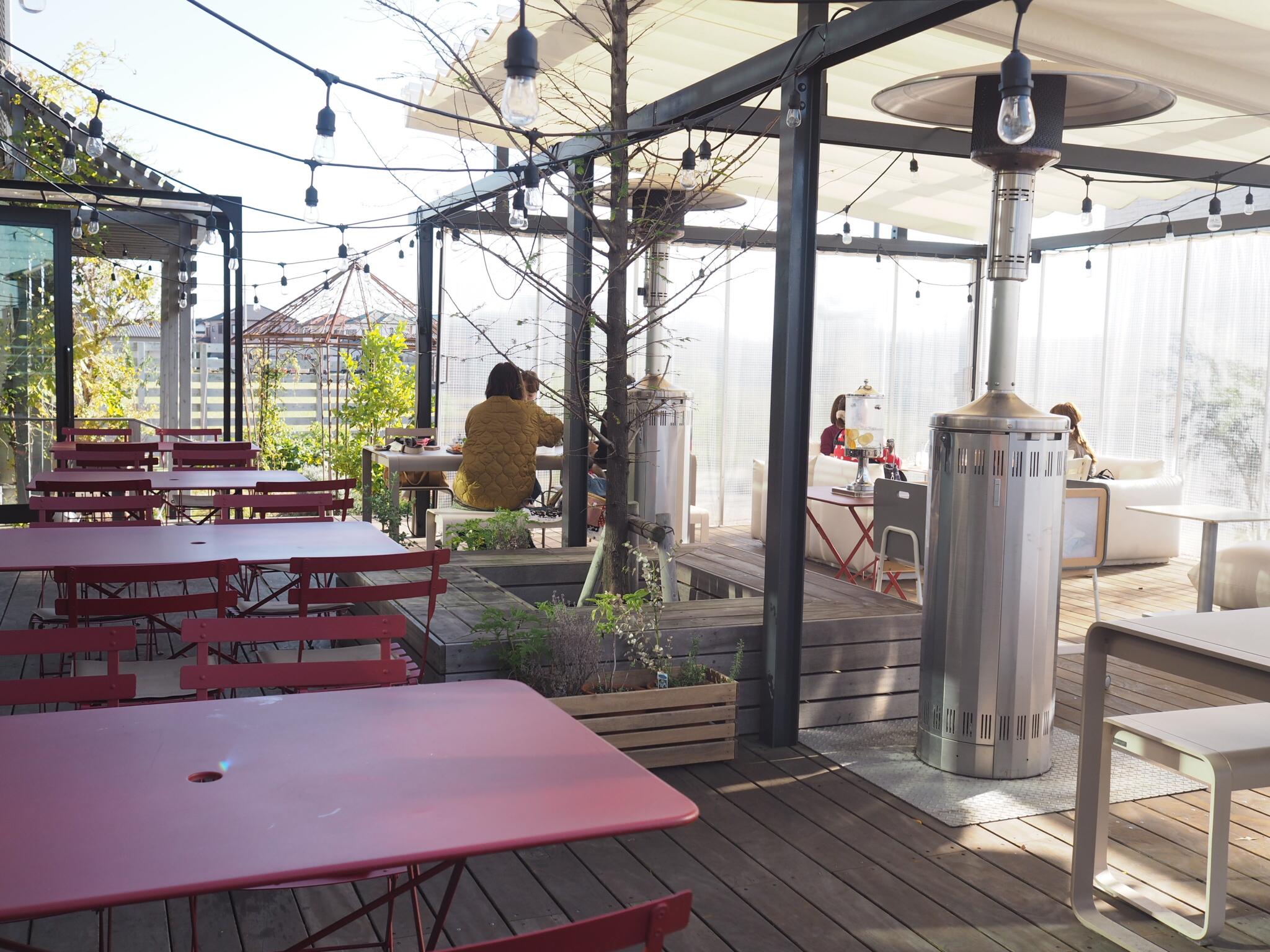 空間にこだわった安城のおしゃれカフェ&ダイニング「TEA HOUSE la CASA」 - lacasa5