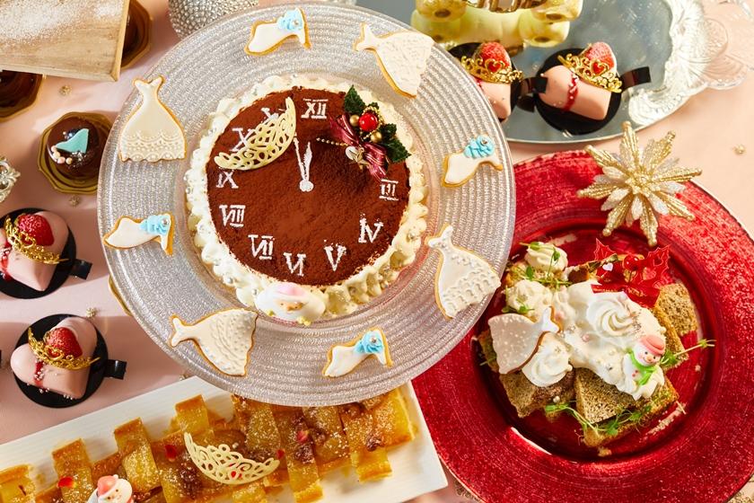 今年は「シンデレラ×クリスマス」がテーマ! サーウィンストンのデザートブッフェ - main 3