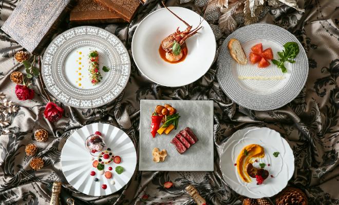 サーウィンストンホテル「平成最後の豪華なディナー」で贅沢なホリデーシーズンを