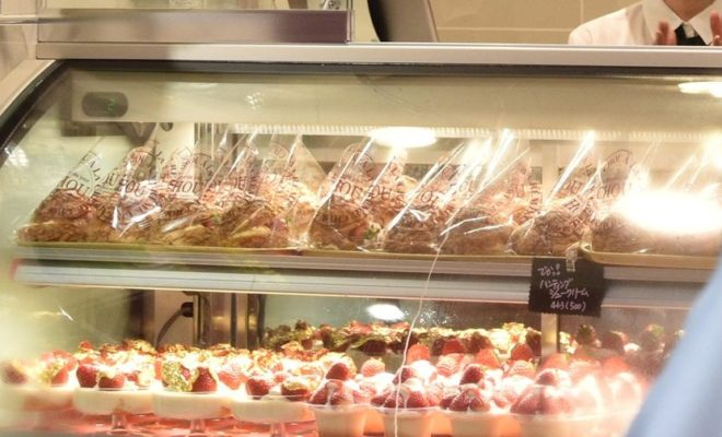 名古屋初!いちご専門の洋菓子店「STRAWBERRY HUNTING」がオープン - s DSC 0356 e1541819649826 660x400