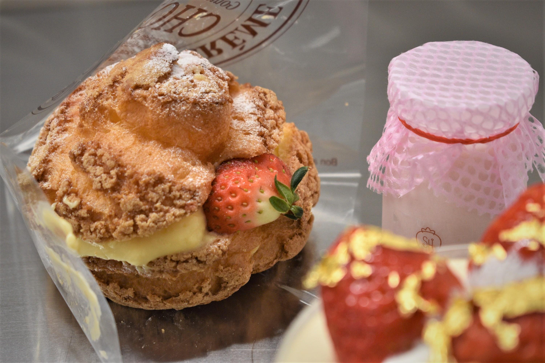 名古屋初!いちご専門の洋菓子店「STRAWBERRY HUNTING」がオープン - s DSC 0417