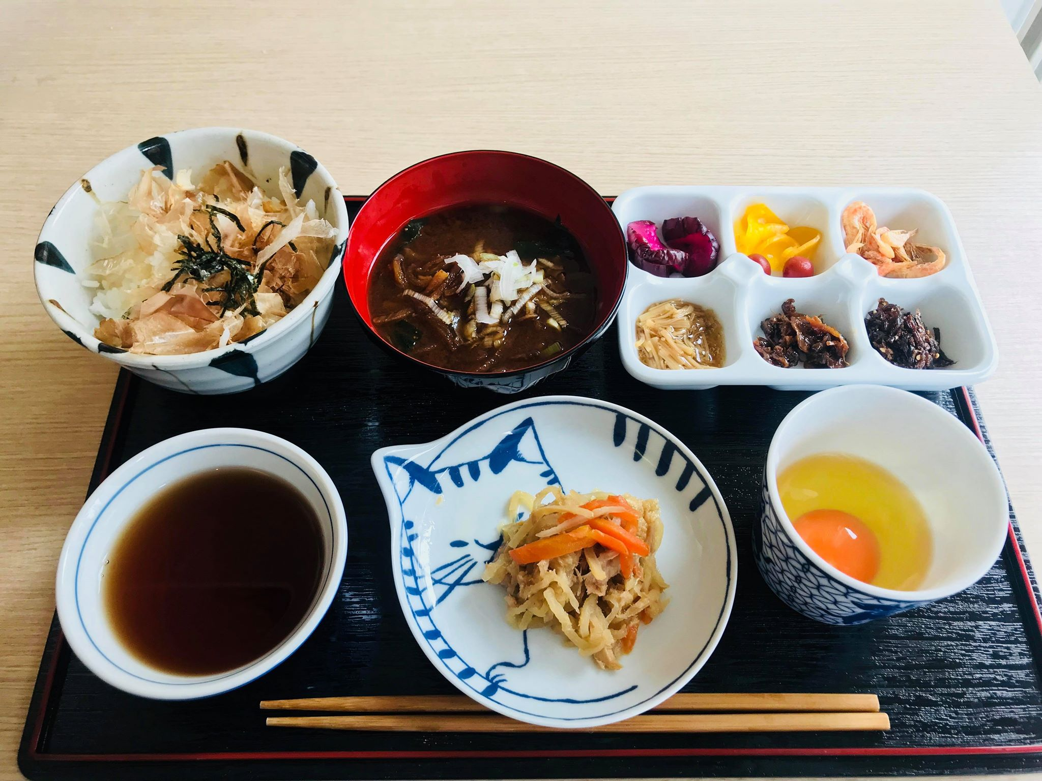 ねこまんまや定食を食べて猫助け!岐阜市に「さび食堂」がオープン - sub12