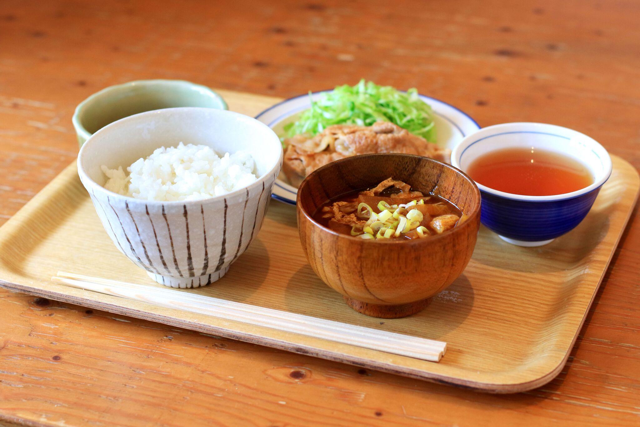 ねこまんまや定食を食べて猫助け!岐阜市に「さび食堂」がオープン - sub3