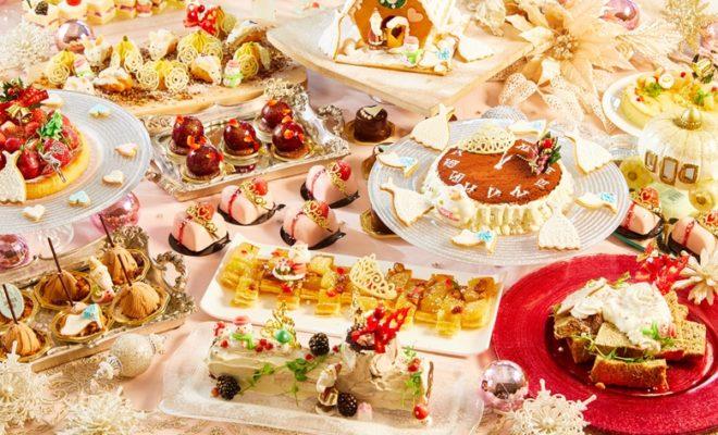 今年は「シンデレラ×クリスマス」がテーマ! サーウィンストンのデザートブッフェ - sub4 1 e1543026969648 660x400