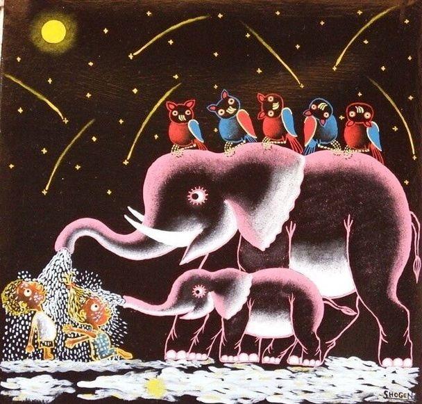 日本人画家SHOGENが描く ユニークで「人々を幸せにする」アフリカンアート展が栄で開催! - sub5 1