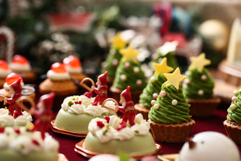 今年は「シンデレラ×クリスマス」がテーマ! サーウィンストンのデザートブッフェ - sub6 2