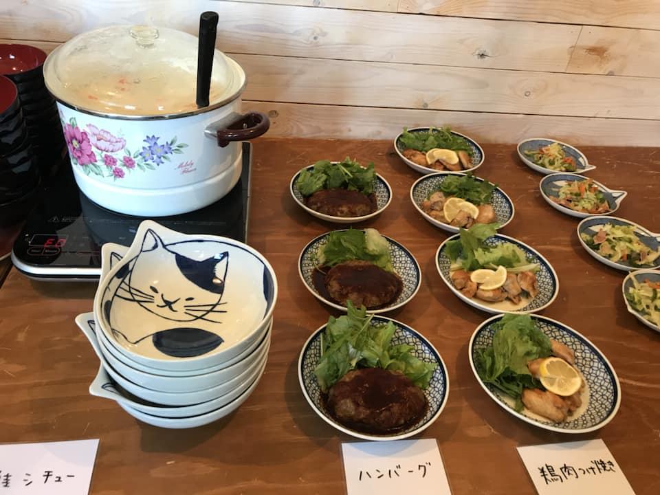 ねこまんまや定食を食べて猫助け!岐阜市に「さび食堂」がオープン - sub6