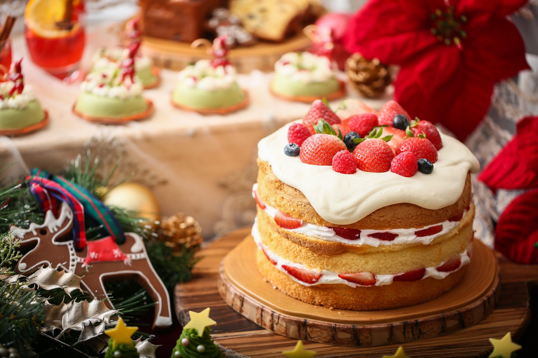 今年は「シンデレラ×クリスマス」がテーマ! サーウィンストンのデザートブッフェ - sub8
