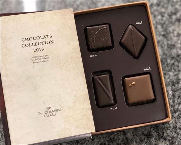 ショコラトリータカスの2018コレクションが世界最大のショコラの祭典で金賞受賞 - 44d29d2792be3bad9a9ed98c7bbb20d6