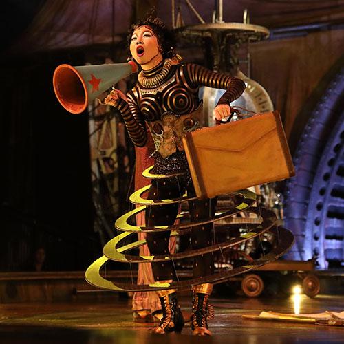 大好評!シルク・ドゥ・ソレイユ「キュリオス」名古屋公演が1月27日まで開催中 - 6a7f5438d7f6e130dd5724678e1ce8c4