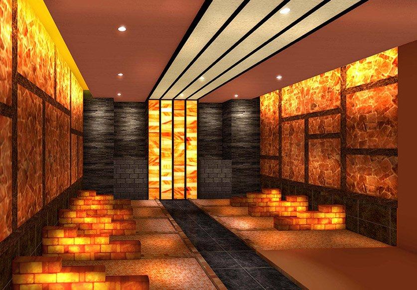 リニューアルオープン!新しくなった『天空スパヒルズ 竜泉寺の湯』の露天風呂や岩盤浴をチェック - DtZ hCpUwAAjGlw
