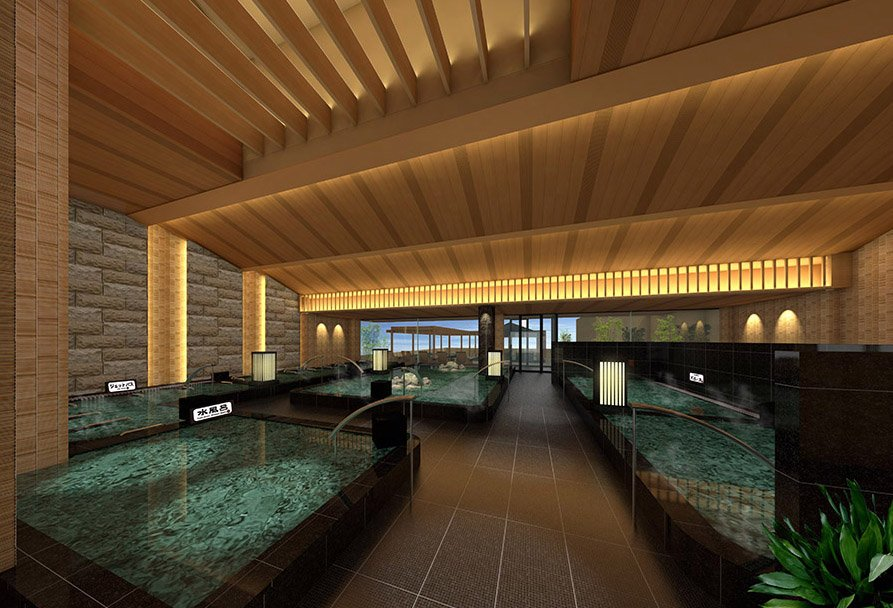 リニューアルオープン!新しくなった『天空スパヒルズ 竜泉寺の湯』の露天風呂や岩盤浴をチェック - DtuSSZBV4AAmp5p