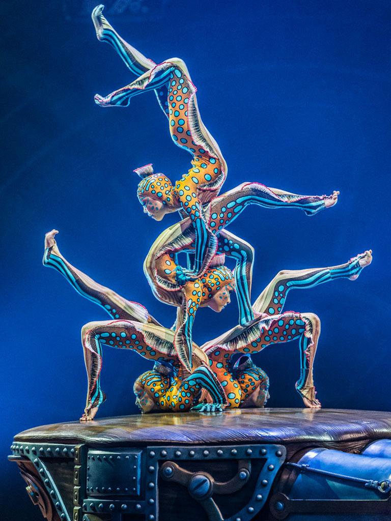 大好評!シルク・ドゥ・ソレイユ「キュリオス」名古屋公演が1月27日まで開催中 - c113431026508d32e55938fa2dc07da7