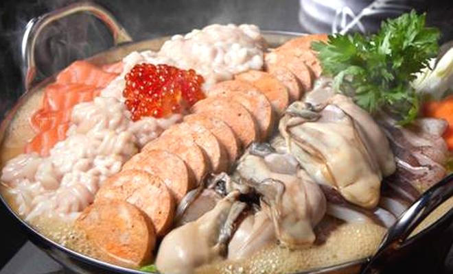 北海道産のプリン体食材を味わい尽くす! 禁断の「痛風鍋」が名古屋に上陸 - nagoya 1 1