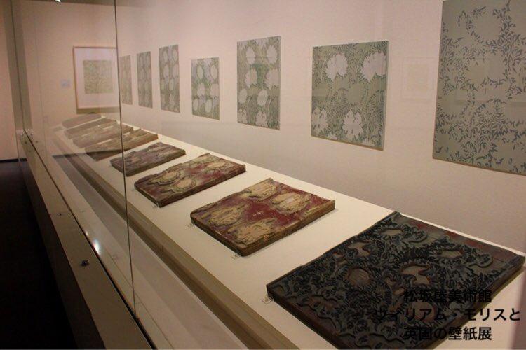 英国の壁紙展が松坂屋にて初開催!「ウィリアム・モリスと英国の壁紙展-美しい生活をもとめて-」 - 33c2f52c9e5acb8ef93c70b7fc974644