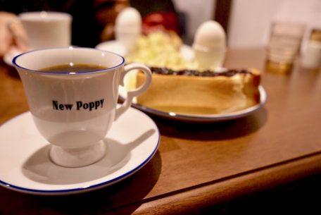 新しいのに、どこか懐かしい。名古屋・四間道の喫茶店「喫茶ニューポピー」