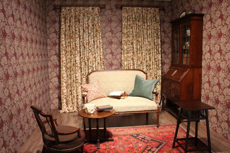 英国の壁紙展が松坂屋にて初開催!「ウィリアム・モリスと英国の壁紙展-美しい生活をもとめて-」 - WM2