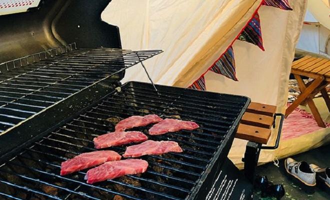 冬の新定番『温ったかガーデンマイアミ』、名古屋でグランピング気分を味わおう