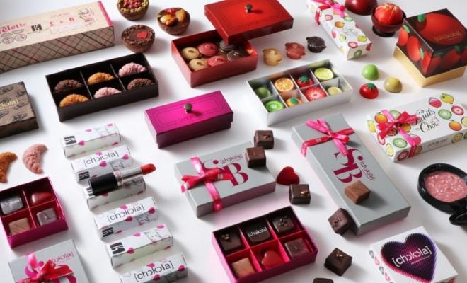 フォトジェニックなチョコレートに注目! 今年のバレンタインは『セバスチャン・ブイエ』で